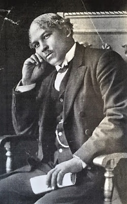 poet James D. Corrothers