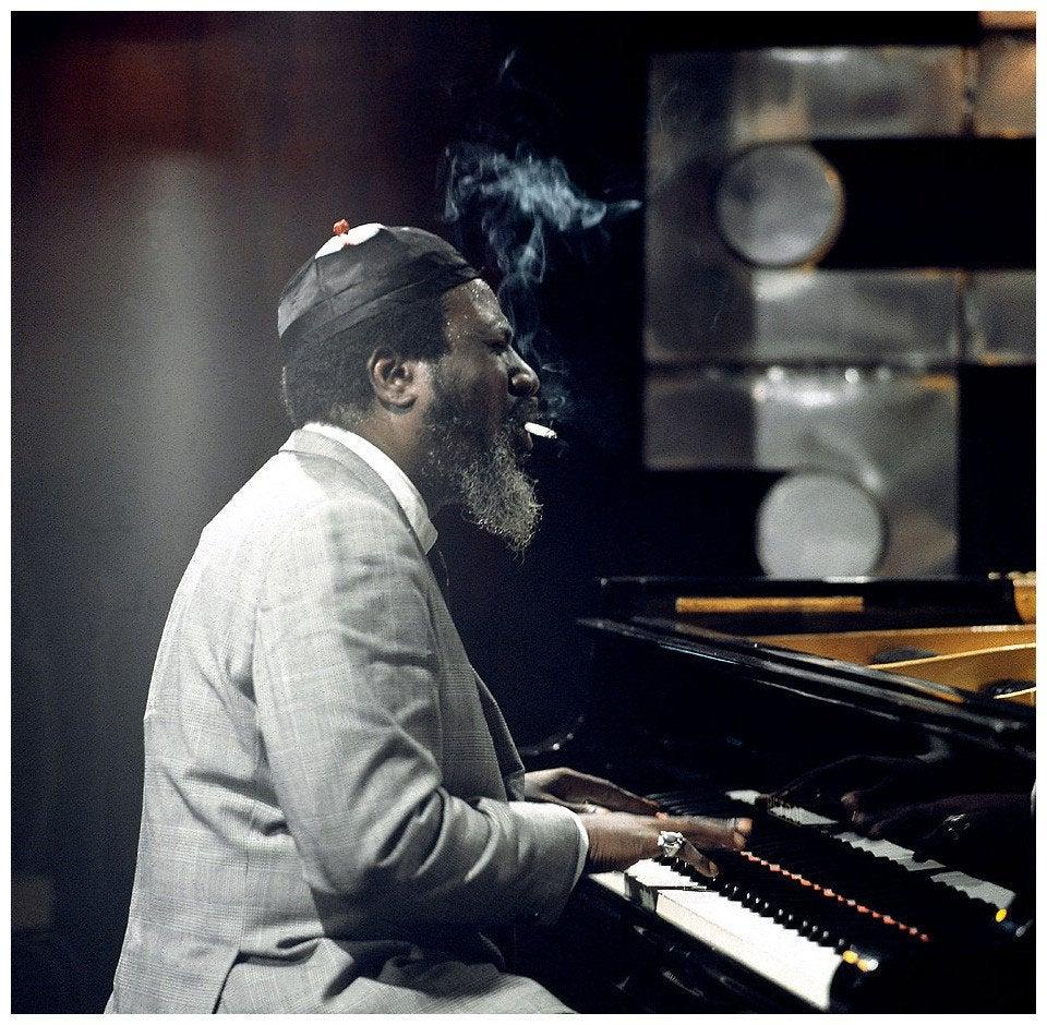 Thelonius Monk - piano