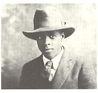 Wallace Thurman - c. 1925